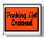 LAD 3863 Pres-quick Packing List Envelopes, 4 /12 in x 6 in, 1000 Per Carton
