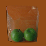 G-LG125-8418 Gusseted Poly Bags 8 X 4 X 18 1.25 Mil, 1000 Per Carton