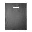 PSI 10X13 BLK Plastic Merchandise Bags, High Density 10 X 13 Black, 15mic, 1000 Per Carton