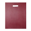 PSI 10X13 BURG Plastic Merchandise Bags, High Density 10 X 13 Burgandy, 15mic, 1000 Per Carton