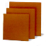 HP-RP5 Corrugated Pads and Sheets Brown, SingleWall C Flute, 10 x 10, 50 Per Bundle