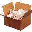 20 X 30 WHITE Tissue Paper #1