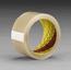 Scotch Box Sealing Tape 311 Clear, 48 mm x 100 m, 36 rolls per case Bulk