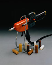 3M Scotch-Weld Hot Melt Applicator PG II Speedloader Cartridge Feed, 1 per case