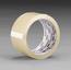 Tartan Box Sealing Tape 305 Clear, 72 mm x 100 m, 24 rolls per case Bulk