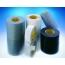 3M Polyurethane Protective Tape 8681HS 36118 Dark Gray Skip Slit Liner, 6 in x 36 yd, 1 per case