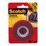 Scotch Outdoor Mounting Tape 411P, 1 in x 5 ft