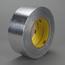 3M Aluminum Foil Reinforced Tape 1430 Silver, 2-3/4 in x 60 yd, 12 rolls per case Bulk
