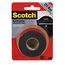 Scotch Extreme Mounting Tape 414P, 1 in x 5 ft (25,4 mm x 1,52 m)