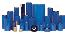 ITW W90110DIS 110mm x 410m Wax Ribbon, 24 Rolls Per Case